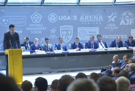 Răzvan Burleanu / Comitet Executiv